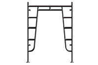 LADDER END FRAME