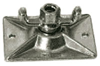 WALER PLATE WITH NUT